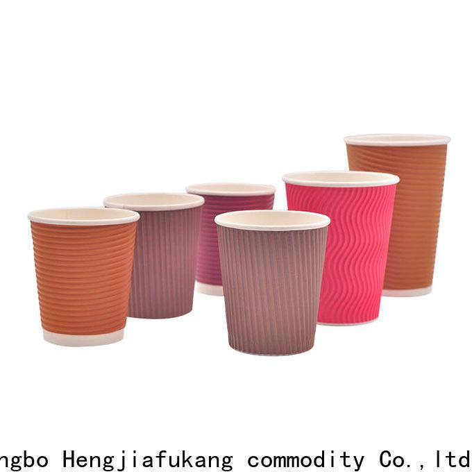 Hengjiafukang New ripple wrap cups factory food