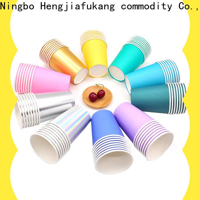 Hengjiafukang Wholesale cheap disposable cups Suppliers food packaging