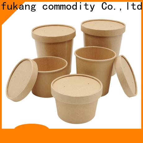 Hengjiafukang large disposable serving bowls for business soup