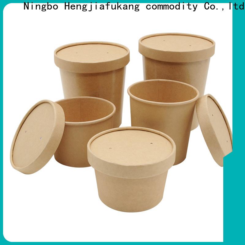 Custom cardboard bowls disposable Supply coffee