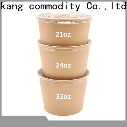 Hengjiafukang High-quality clear plastic serving bowls factory food