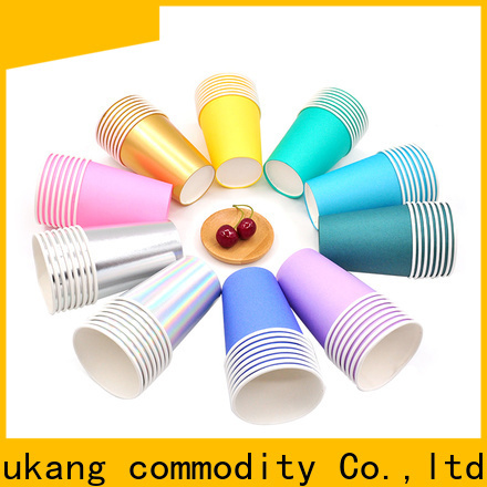 Custom paper cup distributor manufacturers disposable