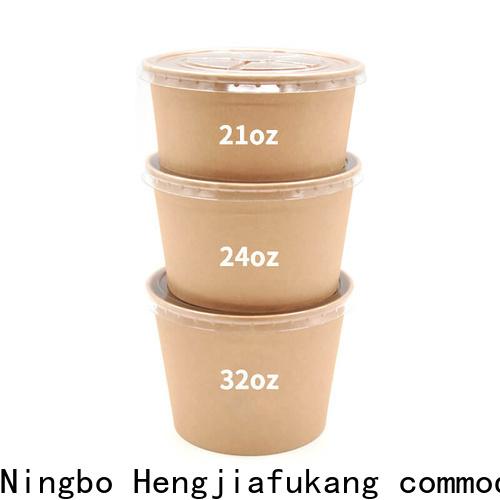 Hengjiafukang plastic salad containers wholesale manufacturers soup