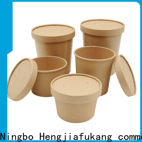 Wholesale cheap soup containers factory coffee