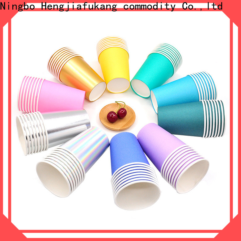 Top paper water cups bulk Supply food packaging