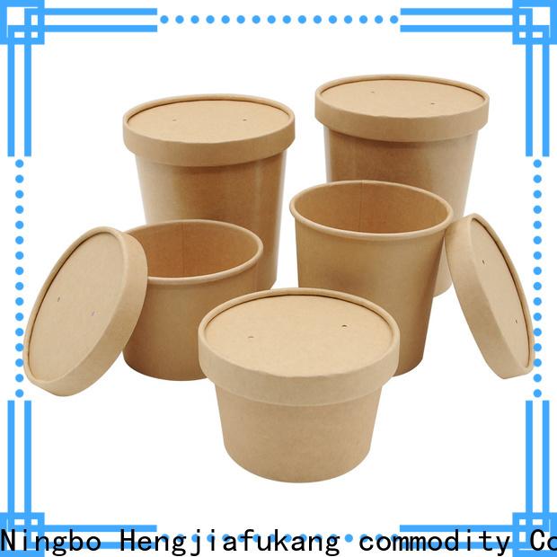 Hengjiafukang Latest soup dish with lid Suppliers food