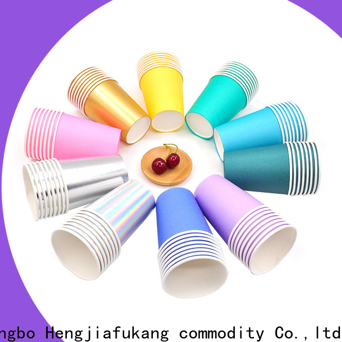 Hengjiafukang solo disposable coffee cups Suppliers disposable