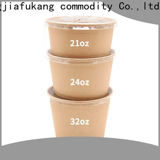 Hengjiafukang catering disposable salad bowls company soup