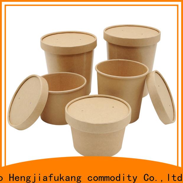 Hengjiafukang Wholesale disposable chili bowls Supply soup