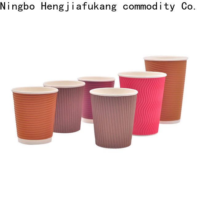 High-quality small white paper cups Supply soup