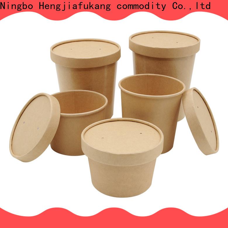 Hengjiafukang holiday disposable bowls Suppliers soup