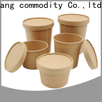 Hengjiafukang Latest disposable soup container manufacturers coffee
