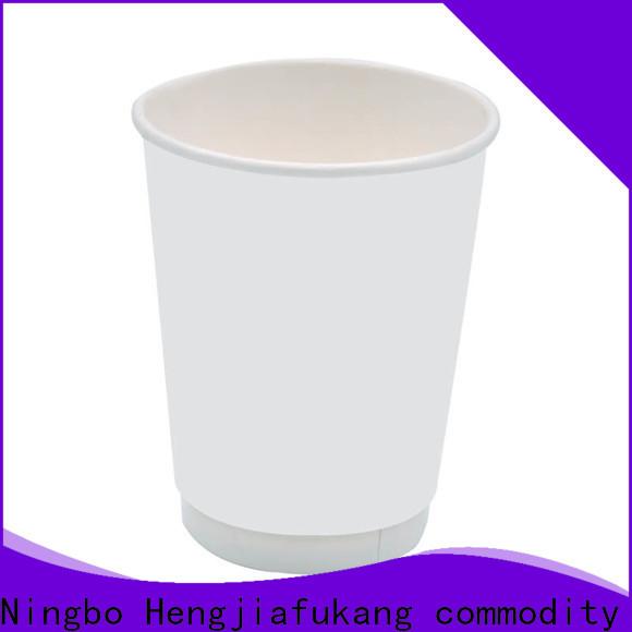 Hengjiafukang paper coffee cup manufacturers Supply food