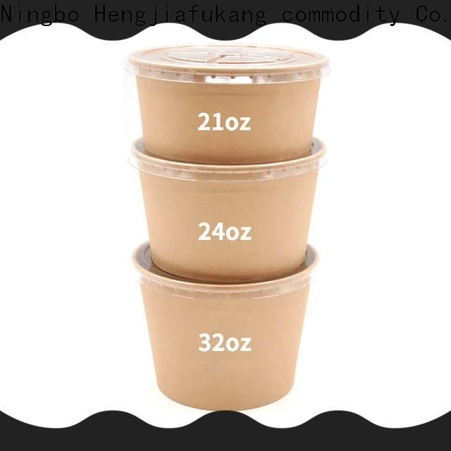 Top disposable paper bowls company soup