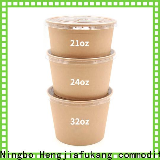 Hengjiafukang High-quality disposable pasta bowls Suppliers soup