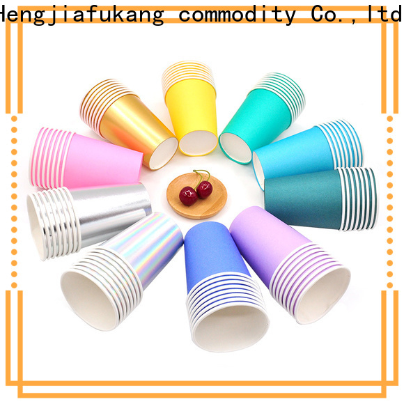 Best 7oz paper cups company disposable