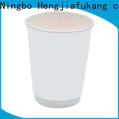 Hengjiafukang Custom paper sleeve for cups manufacturers coffee