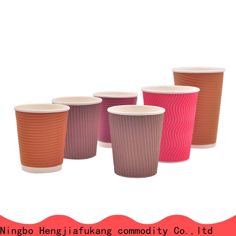 Hengjiafukang Wholesale supplier paper cup Suppliers food