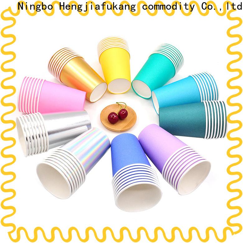 Hengjiafukang design for paper cups manufacturers disposable