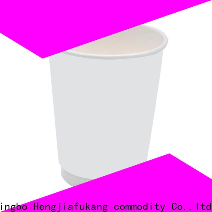 Hengjiafukang Custom disposable cups and lids factory coffee