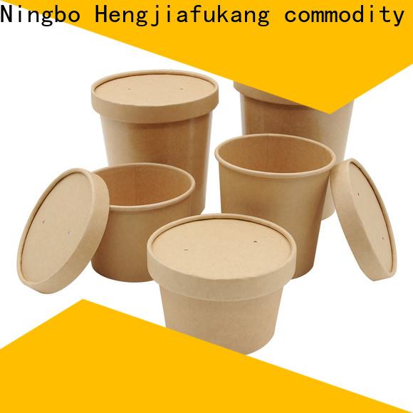 Hengjiafukang Custom foam soup cups company coffee