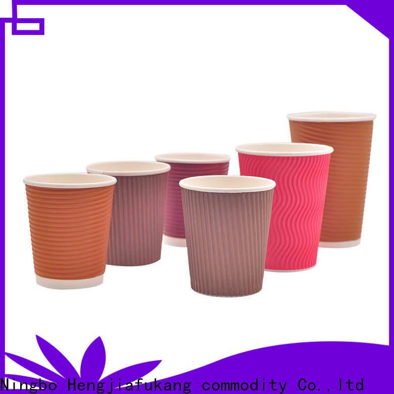 Hengjiafukang disposable espresso cups factory soup