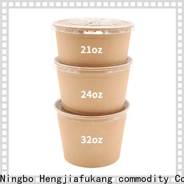Hengjiafukang salad fresh container Suppliers soup