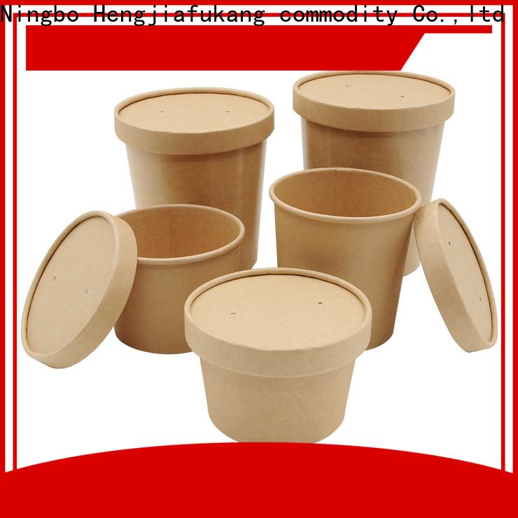 Hengjiafukang disposable holiday bowls factory food