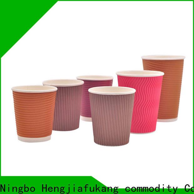 Hengjiafukang Wholesale disposable cups and lids factory food