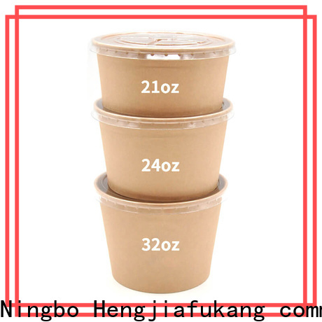 Hengjiafukang New clear plastic round bowl Supply food