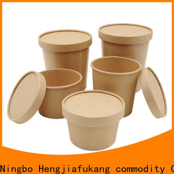 Hengjiafukang Latest disposable large salad bowls factory coffee