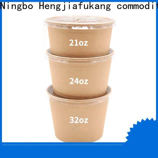 Hengjiafukang Top plastic trifle bowl company soup