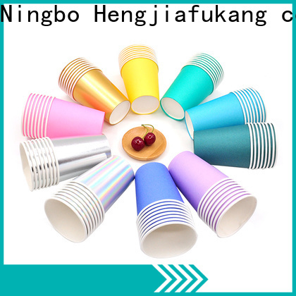 Hengjiafukang paper sample cups Suppliers disposable