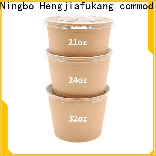 Hengjiafukang New small clear plastic bowls factory coffee