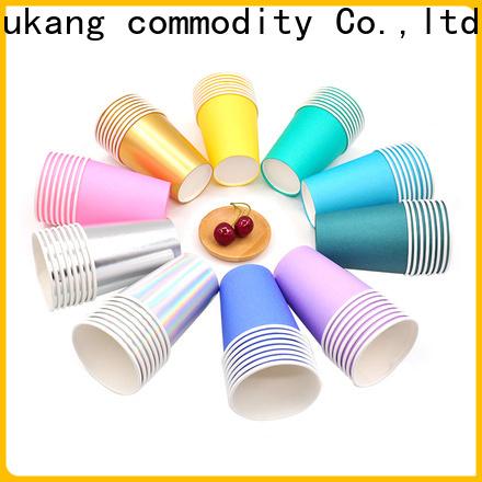 Hengjiafukang High-quality 4 oz paper cups factory disposable