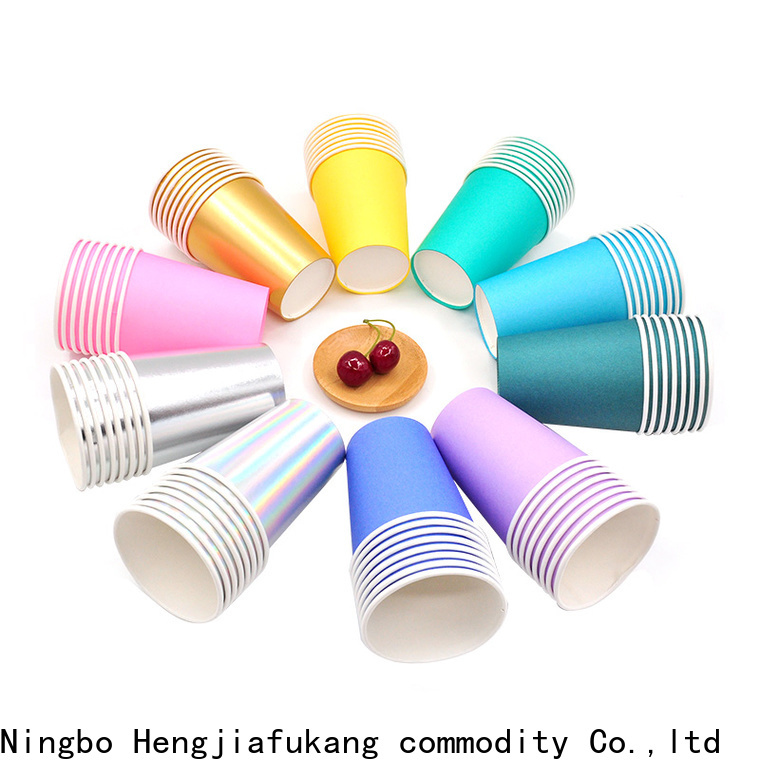 Hengjiafukang Latest disposable coffee cups wholesale company disposable