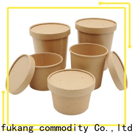 Hengjiafukang Top clear disposable dessert bowls Supply soup