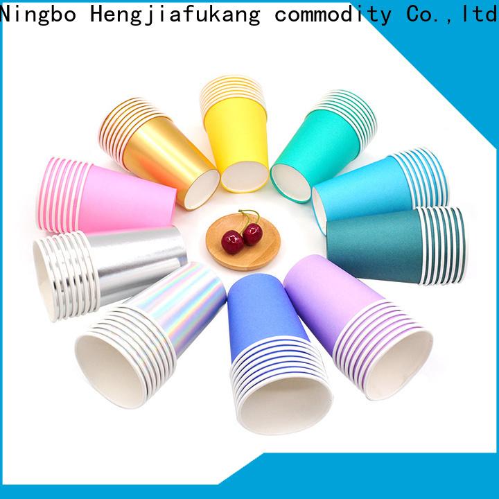 Hengjiafukang New wholesale plastic coffee cups Supply food packaging