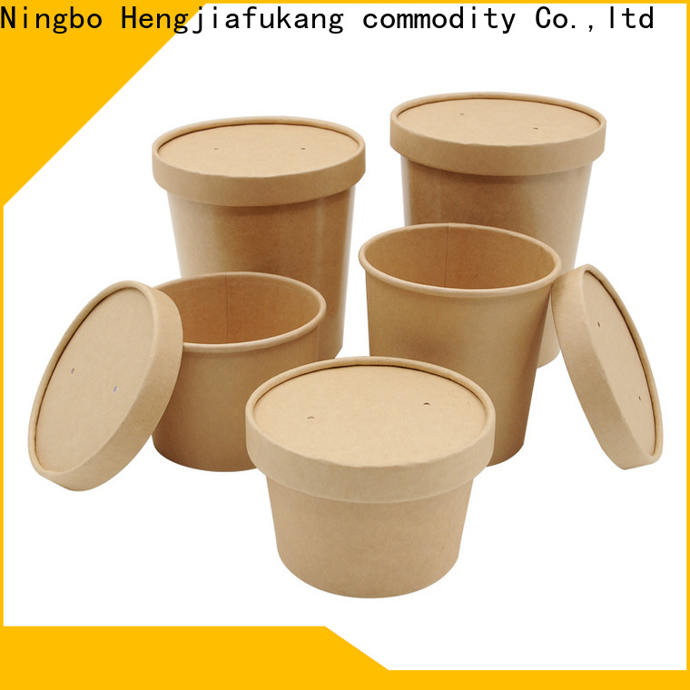 Hengjiafukang small disposable bowls Suppliers coffee