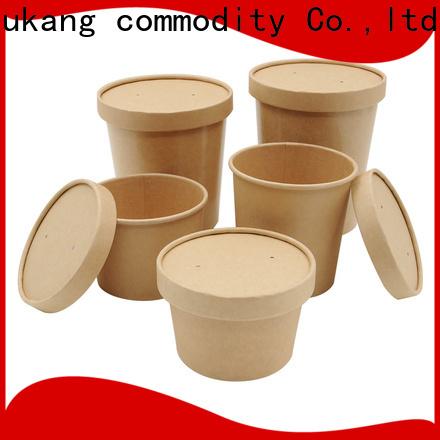 Hengjiafukang biodegradable soup bowls for business food