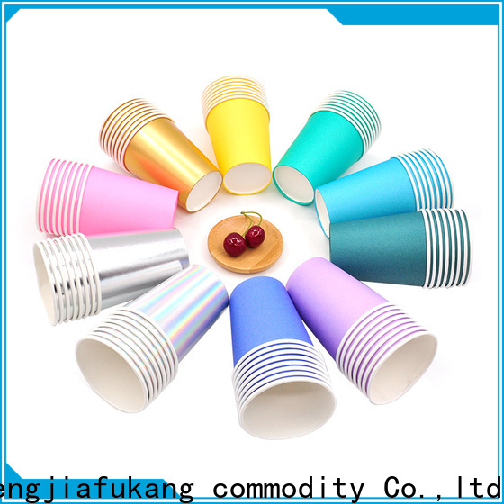 Hengjiafukang High-quality small plastic dixie cups Supply disposable