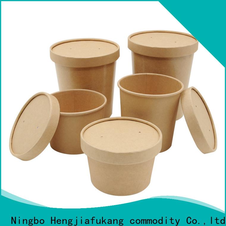Hengjiafukang Wholesale soup tubs plastic Suppliers food