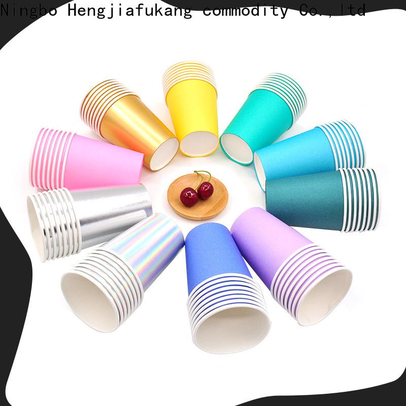 Hengjiafukang 5 oz paper cups for business food packaging