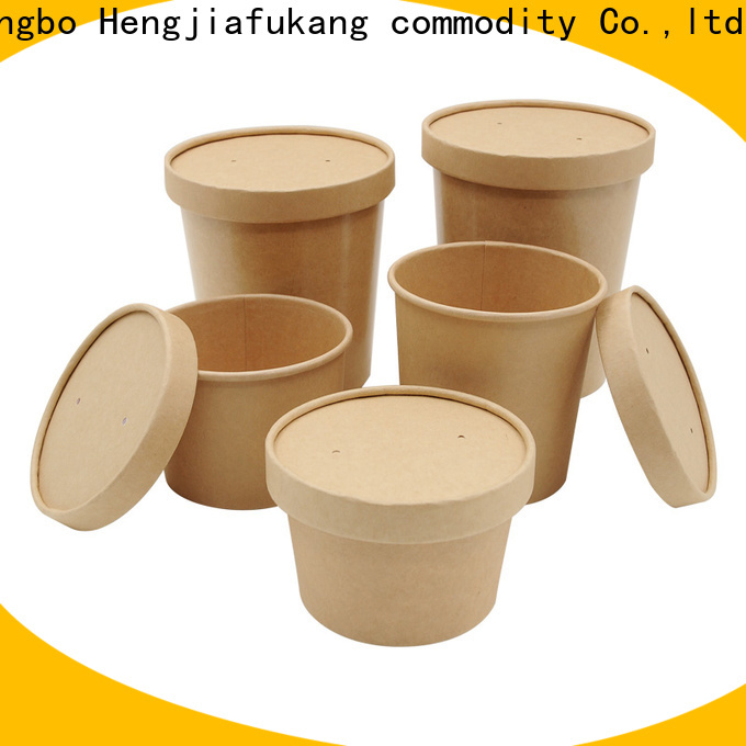 Hengjiafukang disposable soup container company coffee