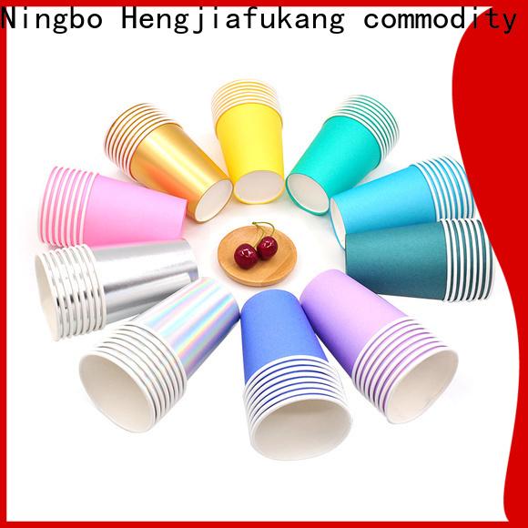 Latest paper tumbler Suppliers disposable