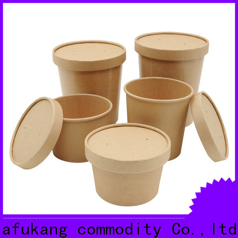 High-quality paper soup cups manufacturers coffee