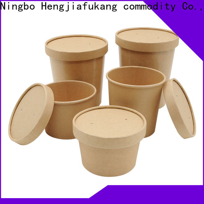 Wholesale hot soup cups for business coffee