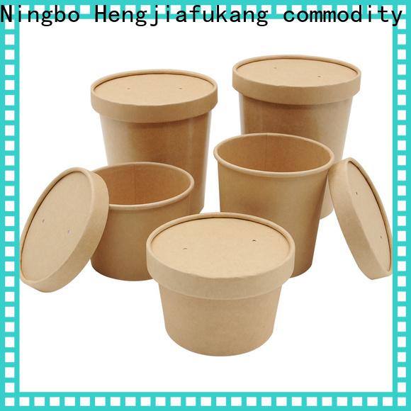 Hengjiafukang New 8 oz paper bowls manufacturers food