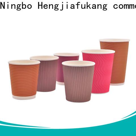 Hengjiafukang kraft paper coffee cups company soup