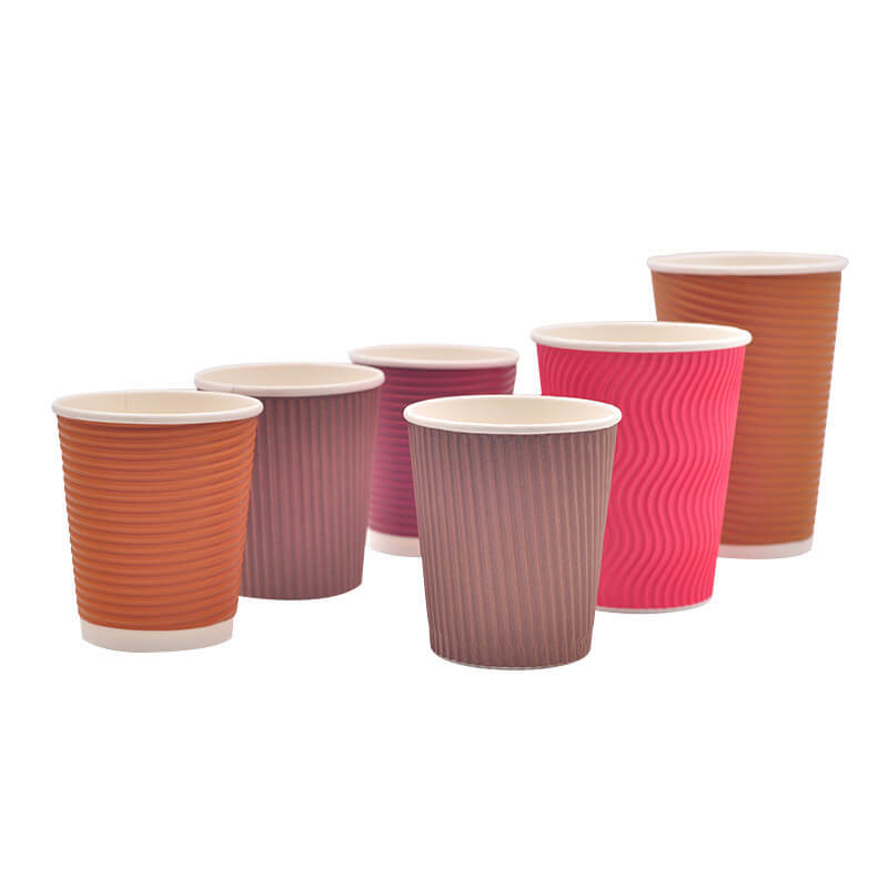 Ripple Insulated Cups Wall Paper Cup